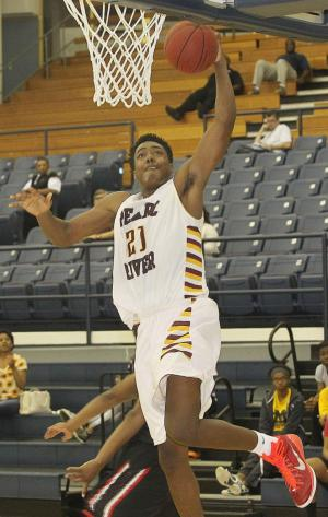 Pearl River's Darral Willis
