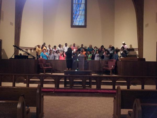 PRCC Gospel Singers
