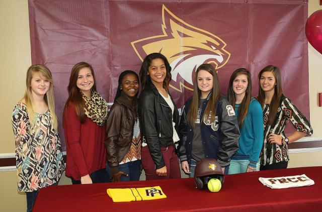 Softball Signees