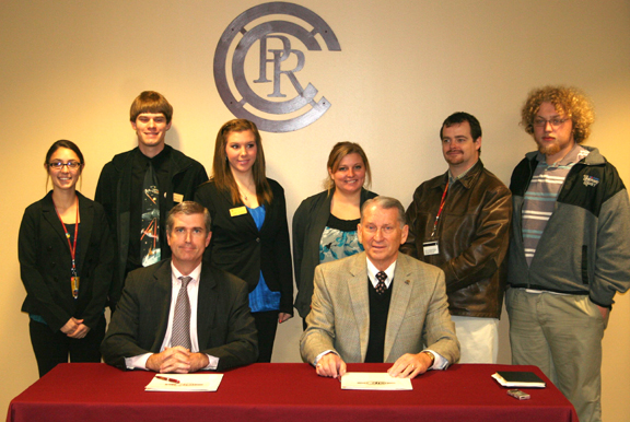 PRCC and Stennis sign agreement