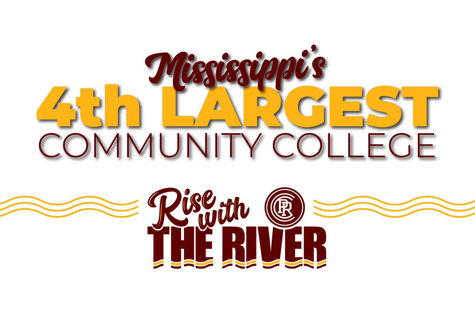 PRCC is now 4th largest community college in Mississippi!