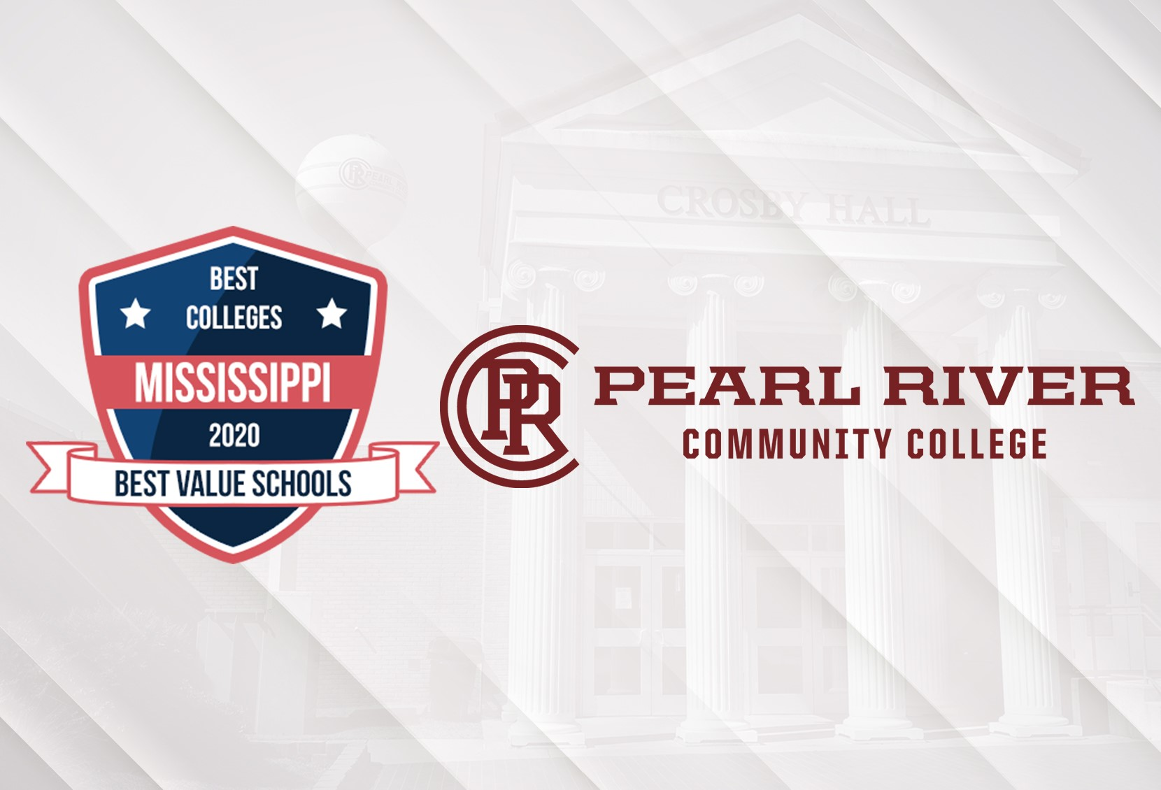 PRCC ranked number one