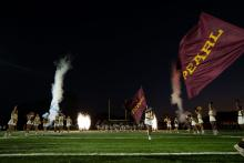 PRCC Wildcats take the field at Homecoming 2021