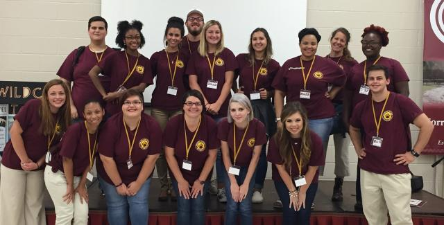 2016 ROAR Orientation Leaders