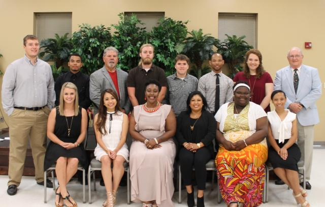 Scholarships awarded at PRCC | Pearl River Community College