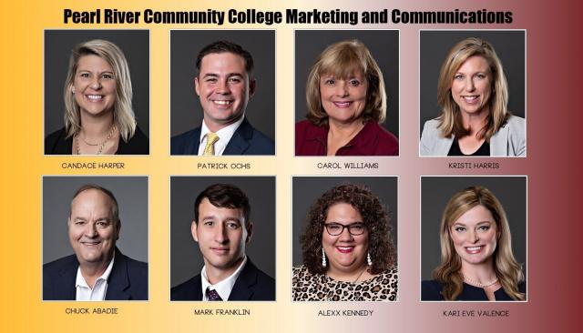 PRCC New Marketing and Communication Team