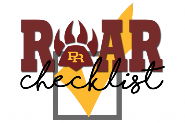 ROAR Checklist Icon