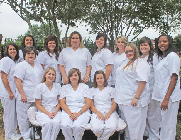 Practical Nursing Graduation