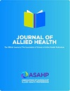 Journal of Allied Health